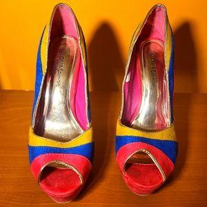 Heels 2 for $20.00